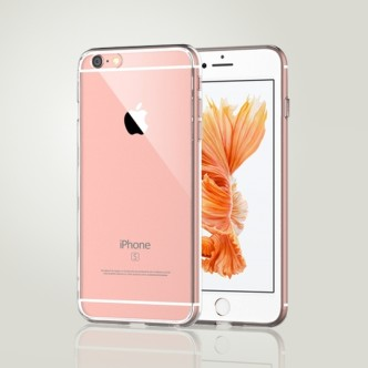 JETech Crystal Clear Bumper Case for iPhone 6S
