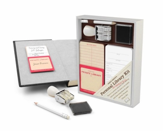 Knock Knock Personal Library Kit