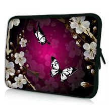 Professional Bags Waterproof Sleeve for 10-inch Tablets - Butterflies