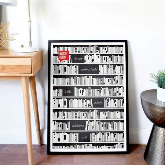 A Room Without Books Poster