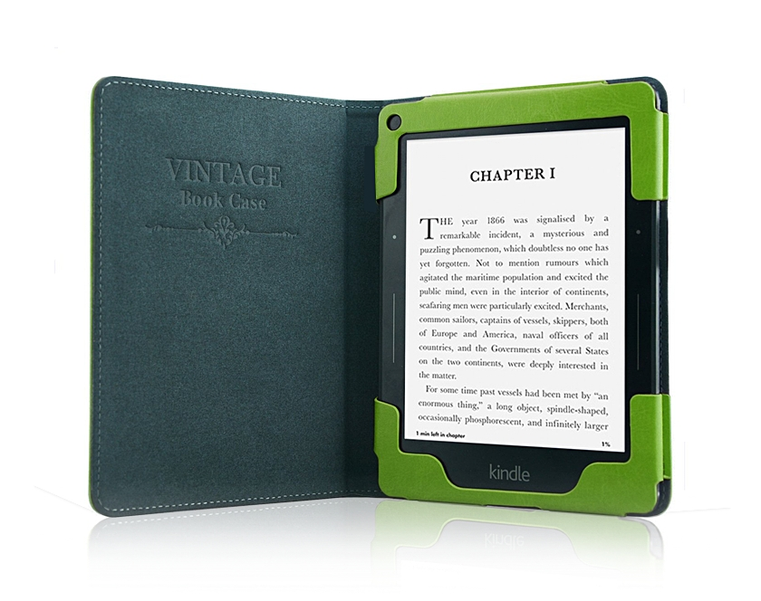 ACcase Vintage Kindle Voyage Case