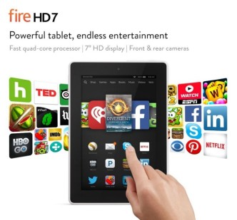 Amazon Fire HD 7 and other older Fire tablets get a price cut