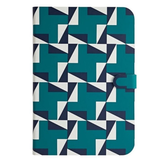 Barnes and Noble Samsung Galaxy Tab S2 8.0 Case - Rectangles