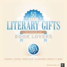 50 best literary gifts for modern-day book lovers
