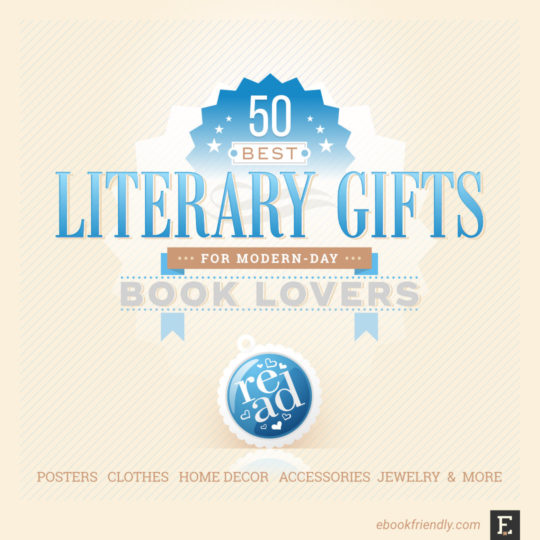 50 Best Literary Gifts For Modern Day Book Lovers