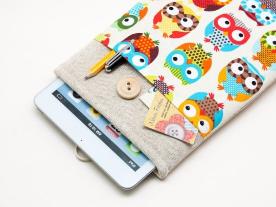 BluCase Sleeve for Tablets and E-readers