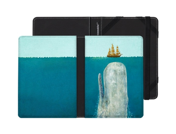 Caseable Kindle Cover - The Whale