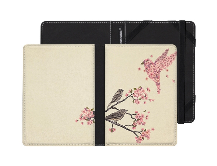 Caseable Kindle Paperwhite Case Cover - Blossom Bird
