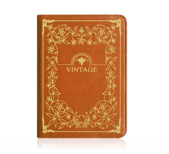 Fintie Vintage Book Kindle Paperwhite Case Cover