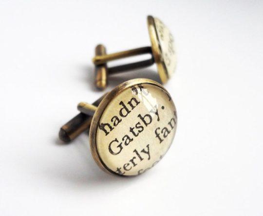Great Gatsby Cufflinks