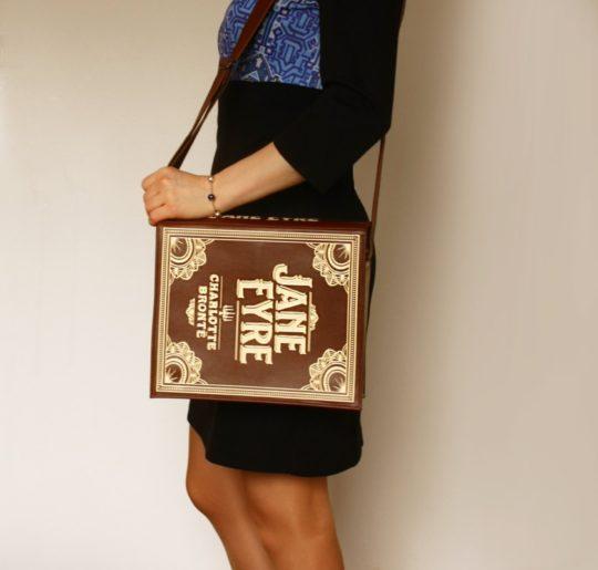 Jane Eyre Literary Bag
