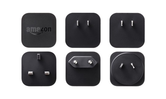 Kindle PowerFast International Charging Kit