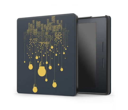 MoKo Kindle Oasis 1 (2016) Slim-shell Stand Cover