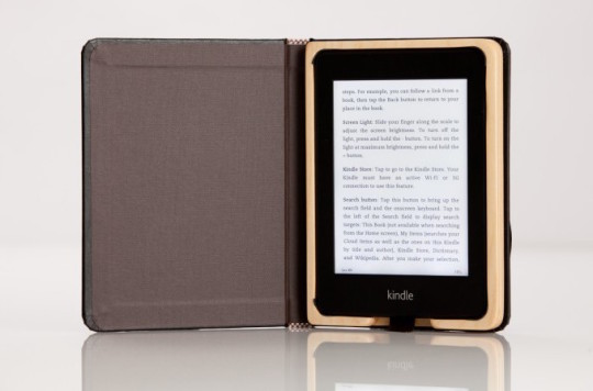 Pad & Quill Mini Keeper for Kindle Paperwhite