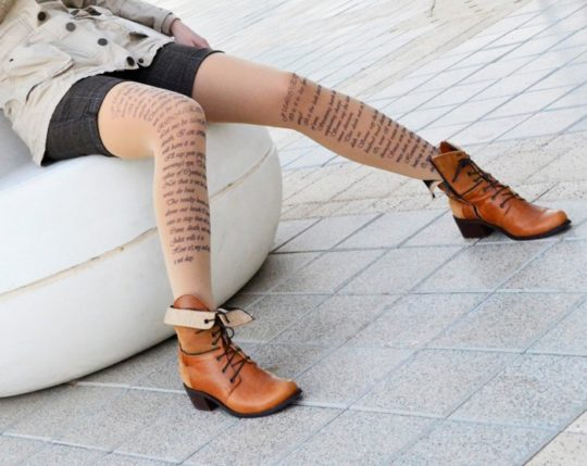 Romeo and Juliet Shakespeare Tights