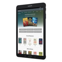 Samsung Galaxy Tab E Nook 9.6 - right angle