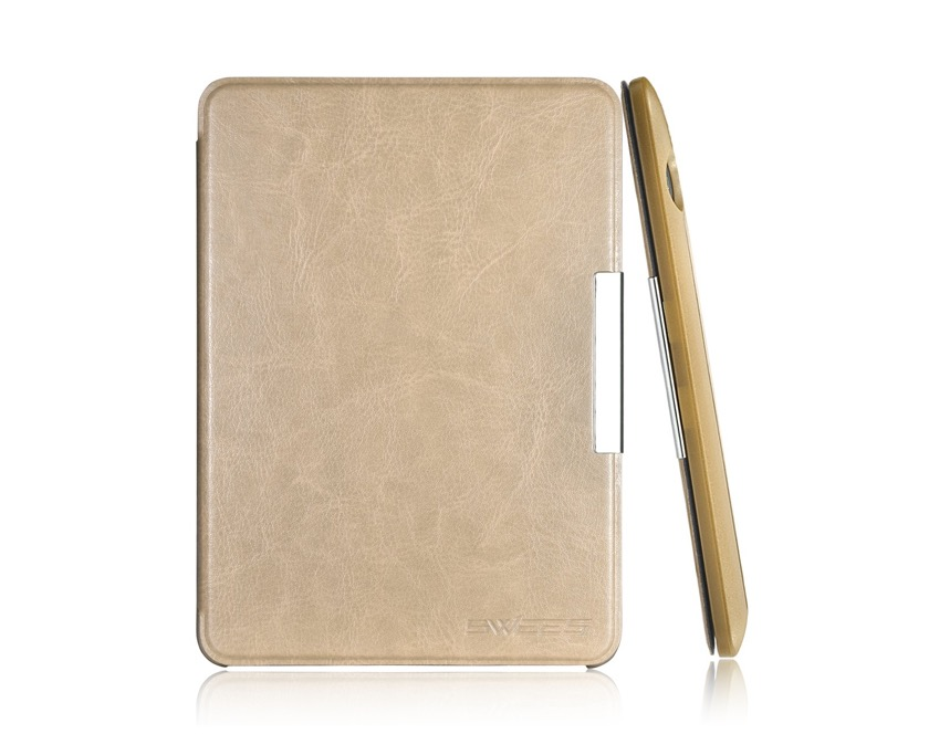 Swees Ultra Slim Kindle Voyage Case - Gold