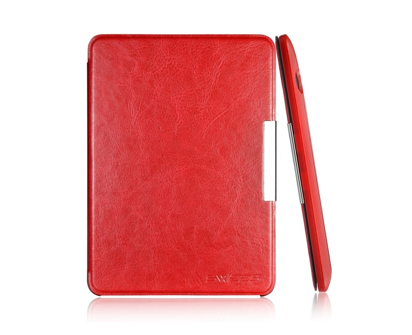 Swees Ultra Slim Kindle Voyage Case - Red