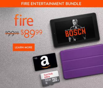 Amazon Fire Entertainment Bundle