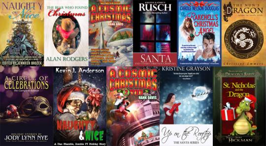 Holiday Fantasy Bundle from StoryBundle