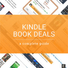 Kindle book deals – a quick and complete guide