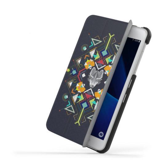 MoKo Samsung Galaxy Tab A 7.0 Slim-Shell Stand Cover