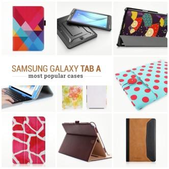 Samsung Galaxy Tab A case covers