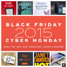 Best Black Friday deals 2015 – Kindle, Fire, Nook, Kobo, and more