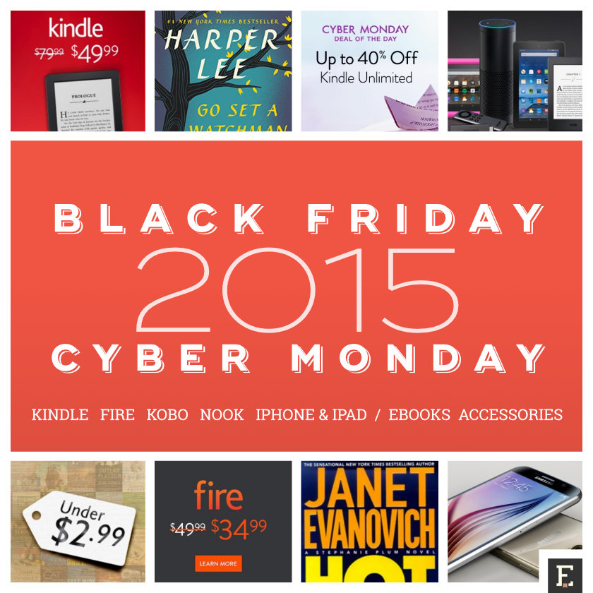 The best 2015 Black Friday and Cyber Monday deals in one place - Kindle, Fire, iPad, and more