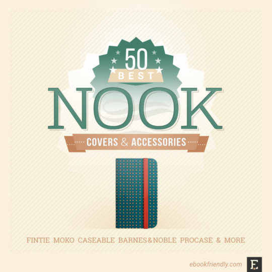 50 best Nook cases and accessories you can get