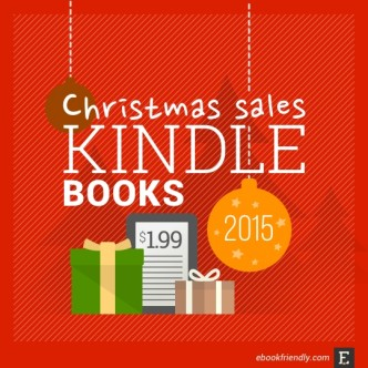 After-Christmas sales 2015 - Kindle books