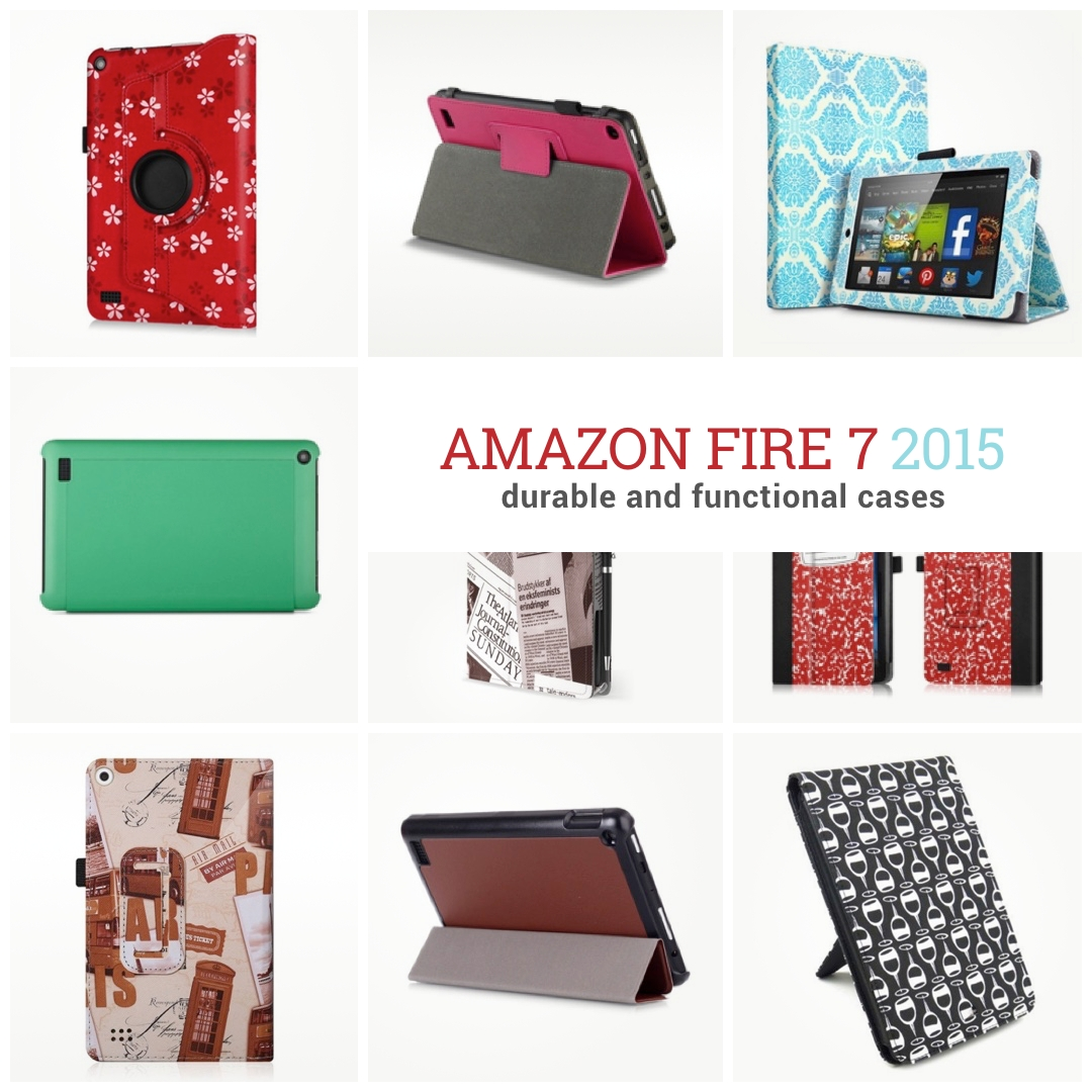 12 durable and practical Amazon Fire 7 case covers