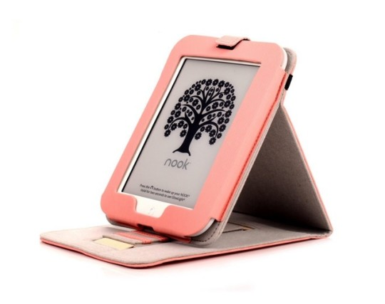 Mulbess Stand Case Cover for Nook GlowLight