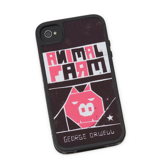 Georg Orwell Animal Farm Case for iPhone 4 and 4S