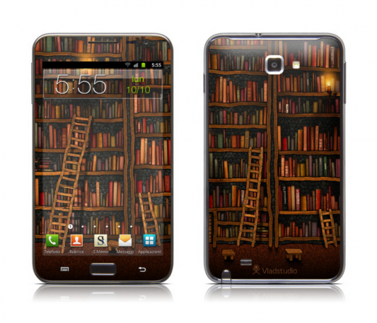 Library Smartphone Skin from Decal Girl