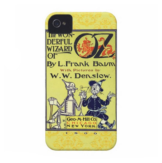 The Wonderful Wizard of Oz iPhone Case