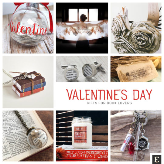 19 Valentine S Day Gifts For The Book Lover In Your Life