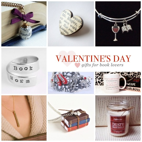 Valentine's Day gifts for book lovers