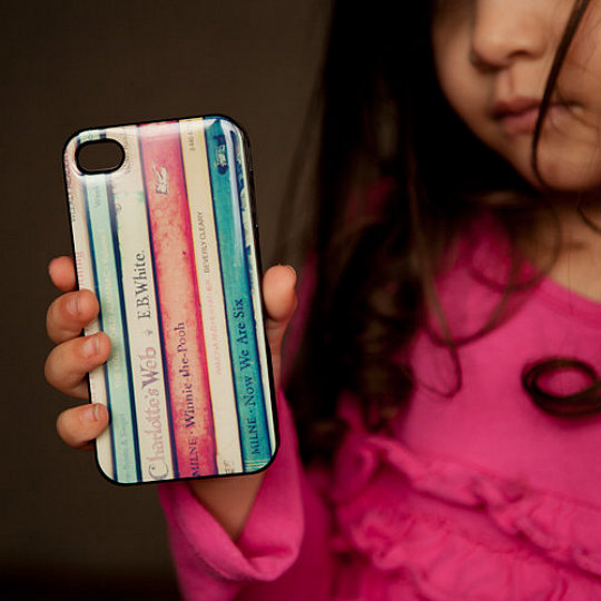 Book Style Iphone Case