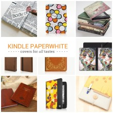 Kindle Paperwhite covers for all tastes