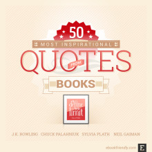 50 most inspirational quotes from #books