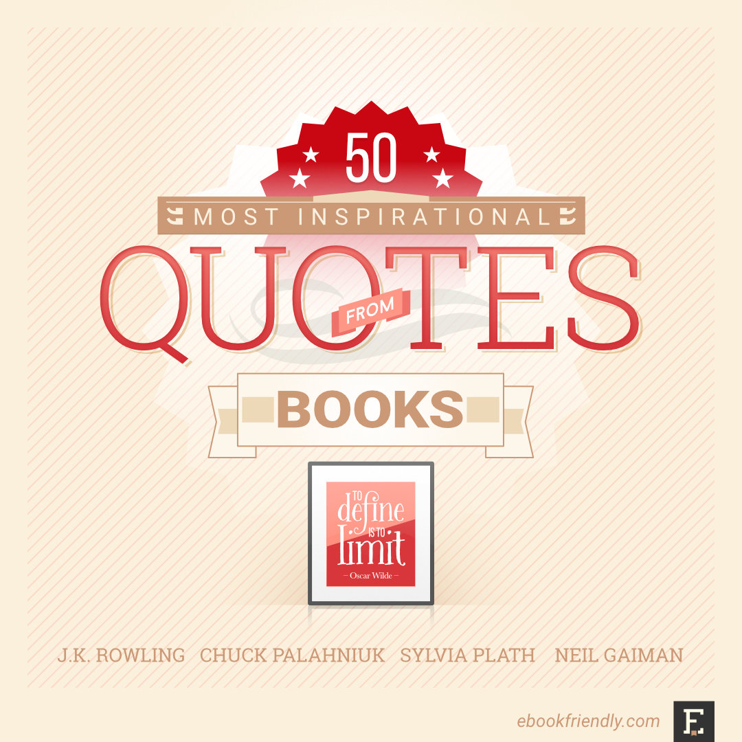 50 most inspirational quotes from literature
