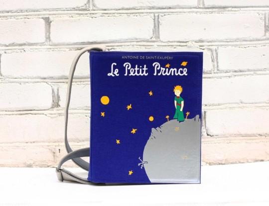 Book bags: Little Prince - Antoine de Saint-Exupéry