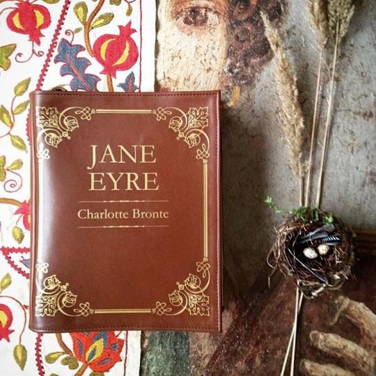 Book bags by Kru Kru - Jane Eyre