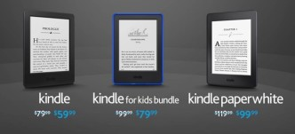 Kindles are $20 off for National Reading Month 2016