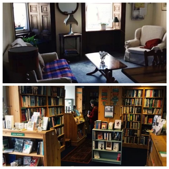 The Open Book apartment and bookshop is an exciting way to spend holidays