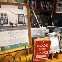 The Open Book bookshop - picture 2