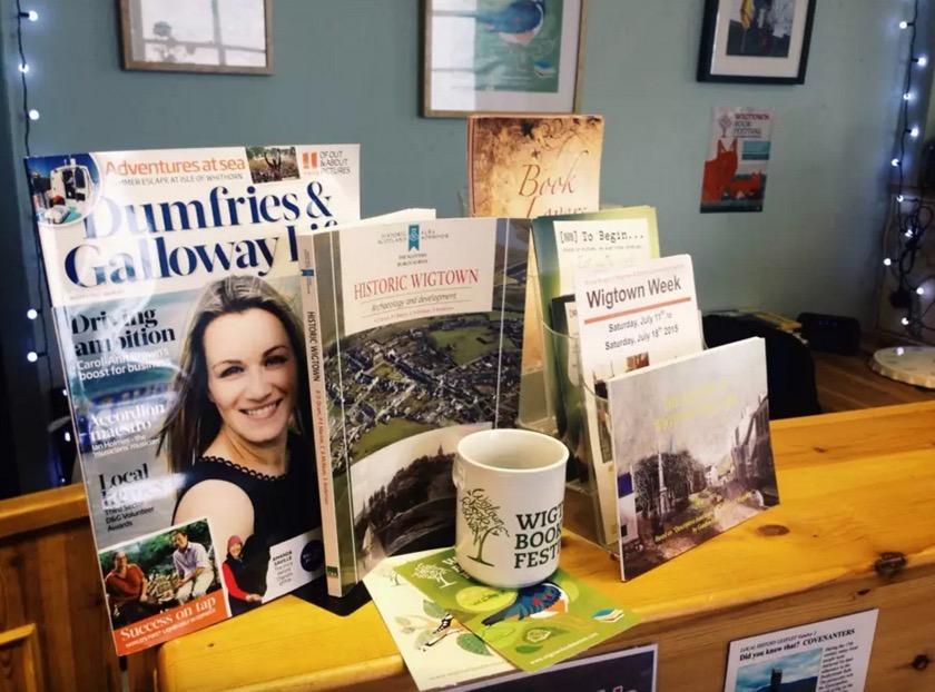 The Open Book bookshop - picture 4