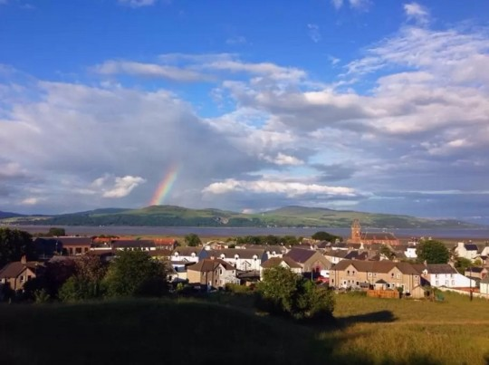 Wigtown is Scotland's National Book Town