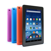 Amazon Fire 7 - new colors and more storage